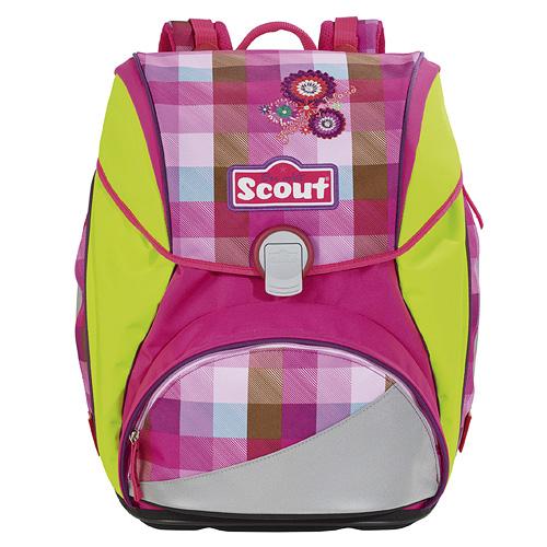 Školní batoh Scout květiny
