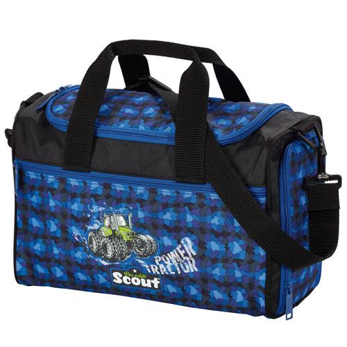 Sportovní taška Scout Power Tractor