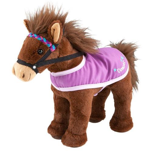 Plyšový kůň Miss Melody Dancer