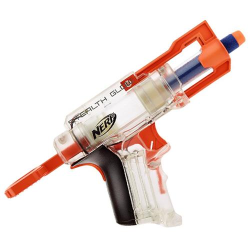 Pistole Hasbro Nerv Elite Glow Shot, svítící