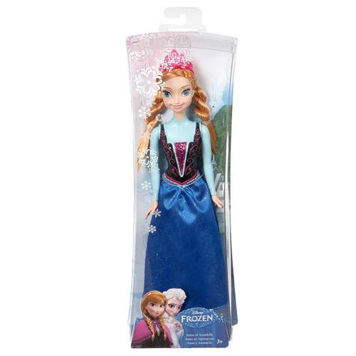 Panenka Disney Mattel Anna