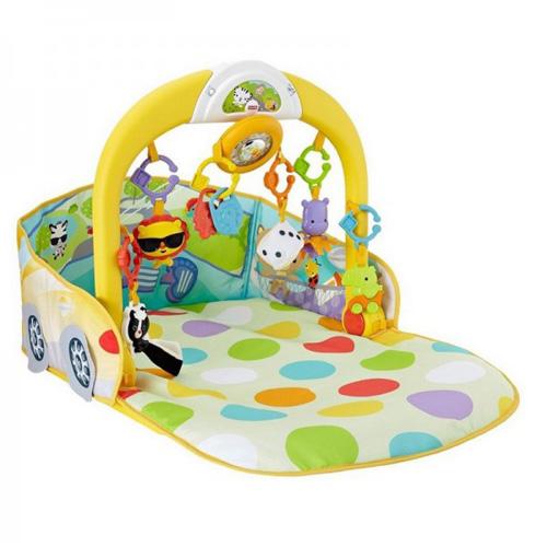Hrací deka Mattel Autíčko 3 v 1 - s hrazdičkou