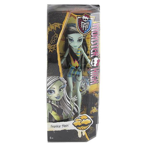 Monster High příšerka Mattel Frenkie Stein