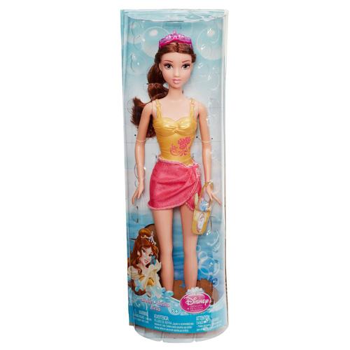 Panenka Disney Mattel Bella v plavkách