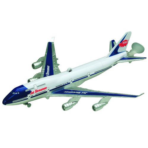 Letadlo Dickie Jet Streamer - závěsné, 25 cm