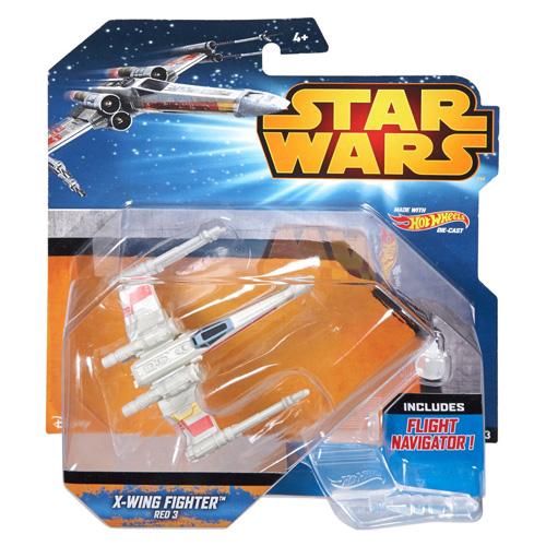 Hvězdná loď Star Wars Mattel X-Wing Fighter - vesmírná loď