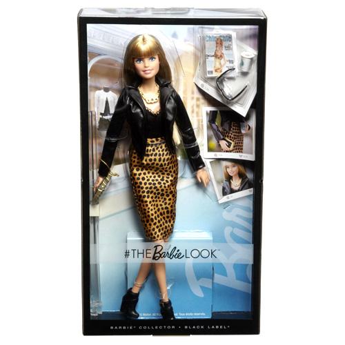 Barbie sběratelská kolekce Mattel Californská městská kráska