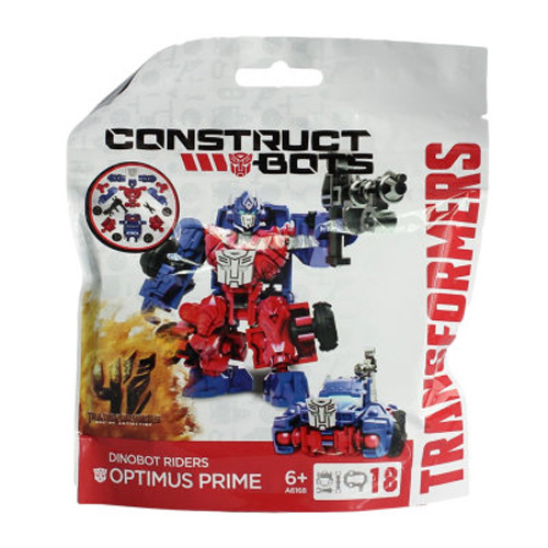 Transformers Hasbro Optimus Prime - jezdec