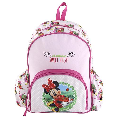 Batůžek Target Minnie, růžová
