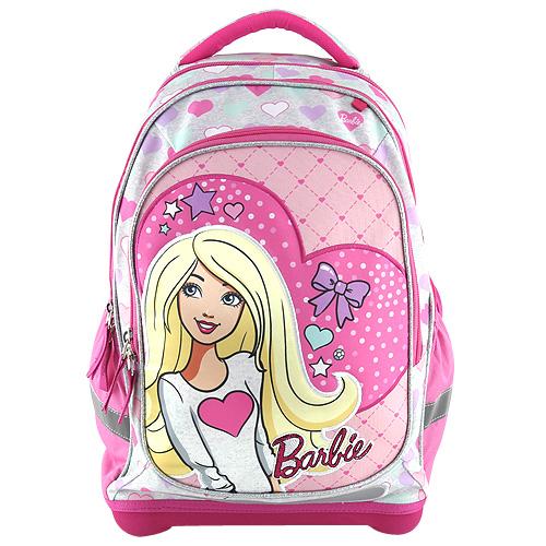 Školní batoh Target Barbie, růžový