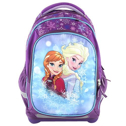 Školní batoh Target Frozen, fialový