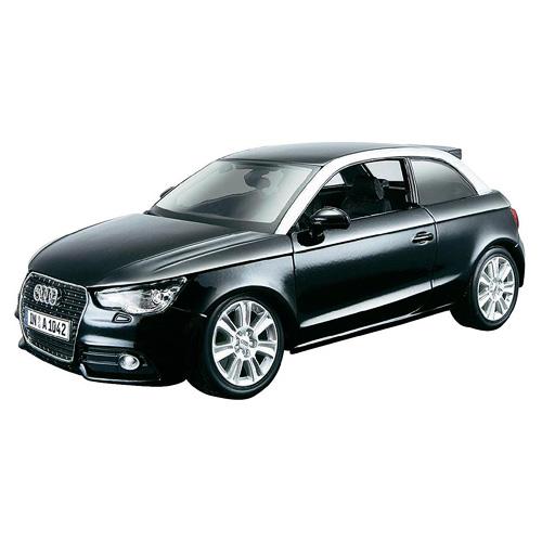 Auto Bburago Audi A1, černé