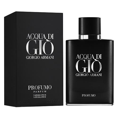 Parfém pro muže Giorgio Armani Acqua Di Gio Profumo, 75 ml