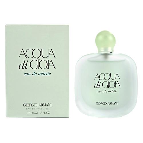 Toaletní voda pro ženy Giorgio Armani Acqua di Gioia, 50 ml