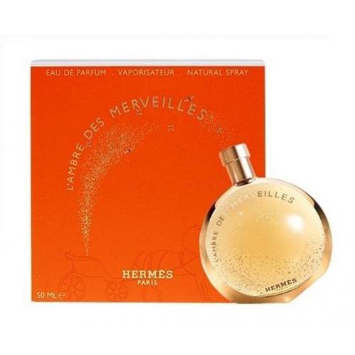 Hermes Parfémová voda Hermés L Ambre Eau des Merveilles, 50 ml
