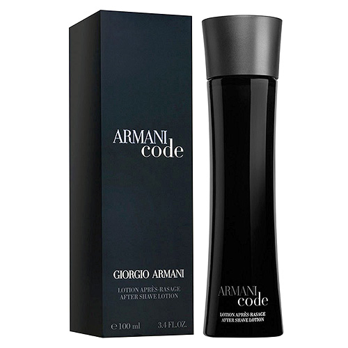Voda po holení pro muže Giorgio Armani Armani Code, 100 ml