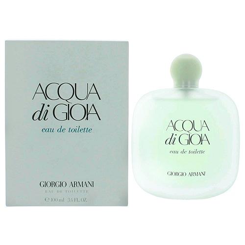 Toaletní voda pro ženy Giorgio Armani Acqua di Gioia, 100 ml