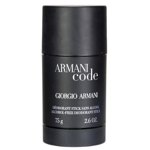 Tuhý deodorant pro muže Giorgio Armani Armani Code, 75 g