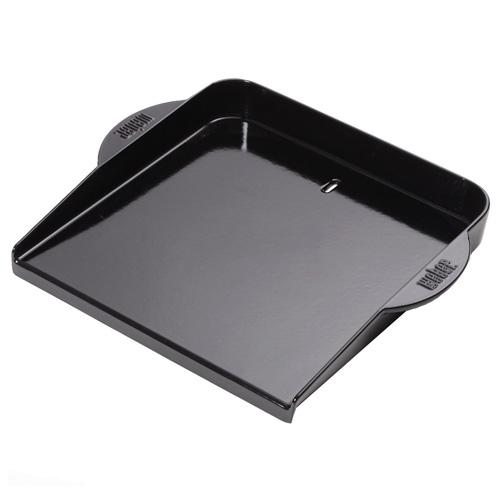 Keramická grilovací deska Weber Deluxe, porcelánem smaltovaná litina, grily Q™ 300/3000 séri, doprava zdarma
