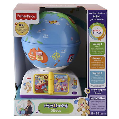 Globus Mattel Smart Stages CZ