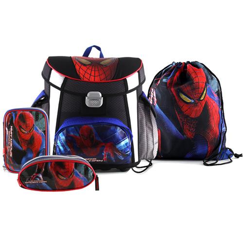 Školní aktovka set Spiderman - Apollo Store 97622c5013