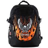 Studentský batoh Harley Davidson