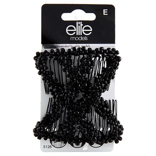 101846f7165 Spona s hřebínky Elite Models