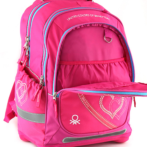 Školní batoh benetton