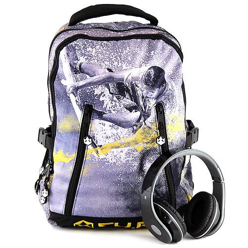 Studentský batoh CU.BE - Apollo Store 0ce4bc6a11