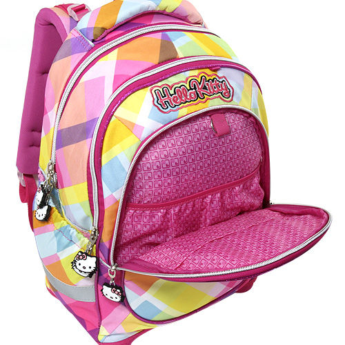 5c9de39281b Školní batoh Hello Kitty - Apollo Store