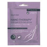 HAND THERAPY Collagen Treatment Glove with removable finger