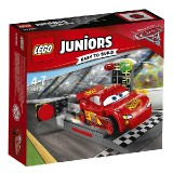 Stavebnice LEGO Juniors Cars