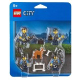 Set minifigurek LEGO City