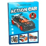 3D Puzzle Monster Cars ASST
