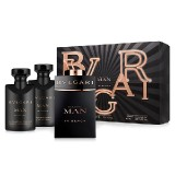 Bvlgari Man In black 60ml EDP+40ml SG+40ml ASB