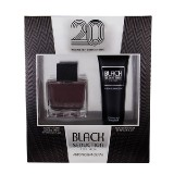 Antonio Banderas Black Seduction 100ml EDT+75ml AS