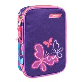 PENCIL CASE MULTY FULL BUTTERFLY SWARM 26263