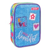 PENCIL CASE MULTY FULL HELLO BEATUFUL 26265