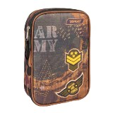PENCIL CASE MULTY FULL MIMETIC ARMY 26259
