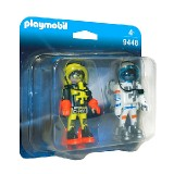Duo Pack Kosmonauti Playmobil