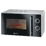 Microwave, approx. 700 W, approx. 20 L, 30 minute timer, dif