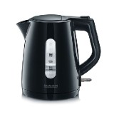 Jug Kettle, approx. 2200 W, approx. 1 L capacity, 360° centr