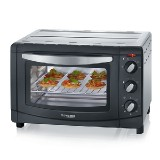 Backing- and Toast oven, approx. 1500 W, approx. 20 l