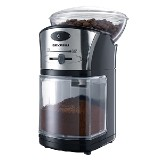 Coffee Grinder, approx. 100 W, adjustable grinding level, st